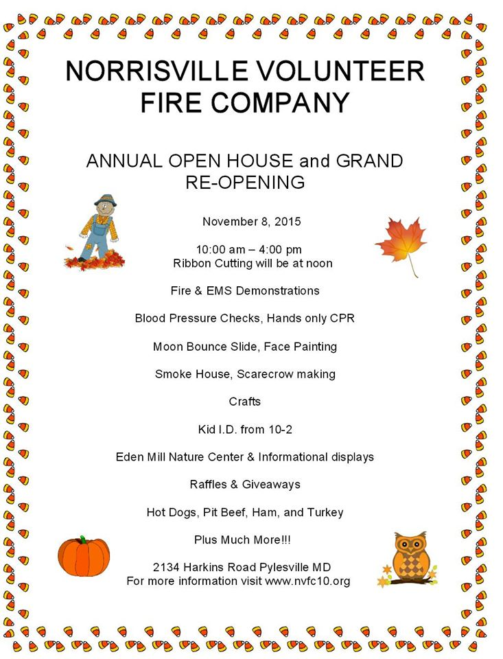 Annual Open House and Grand Re-Opening