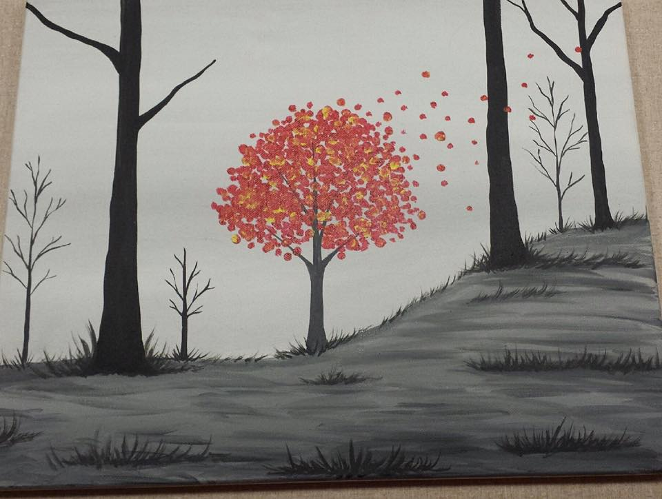 Paint Night at NVFC on February 12th