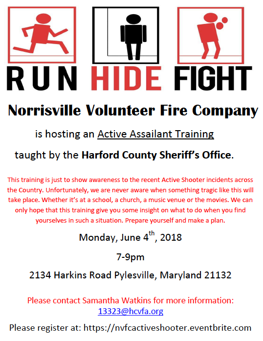 Norrisville Volunteer Fire Company – Page 2 – Pylesville, MD