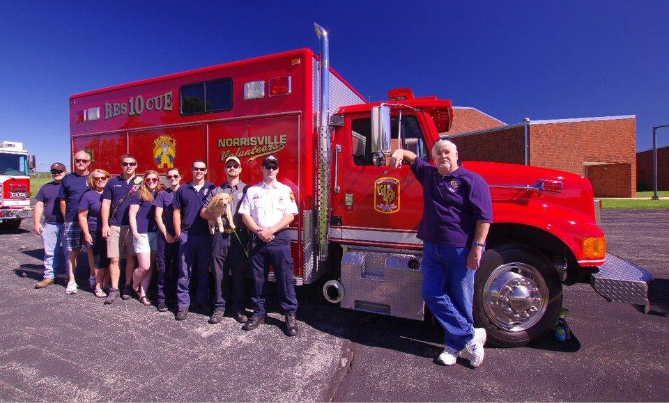 Company 10 Participates in Fawn Grove Parade